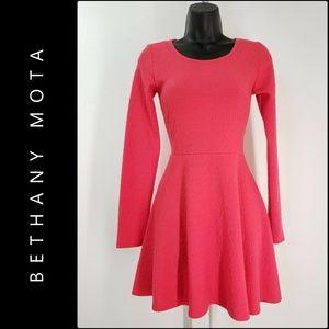Bethany Mota Woman Fit & Flare Dress Size Medium
